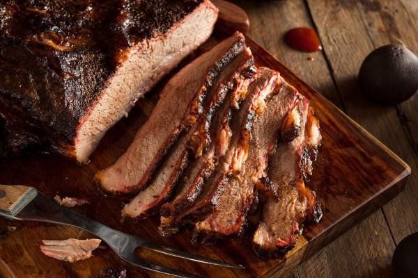 Beef Brisket vom Oderwiesenrind